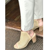 Tribal Stone Pull On Ankle Pant