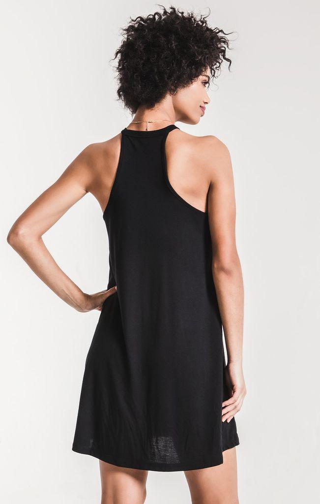 Z Supply The Mei High Neck Dress