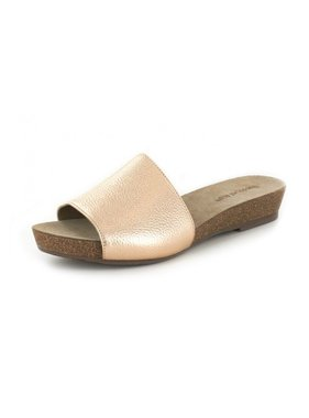 Chocolat Blu Viveca Rose Gold Slide