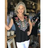 Adore Embroidered Tunic
