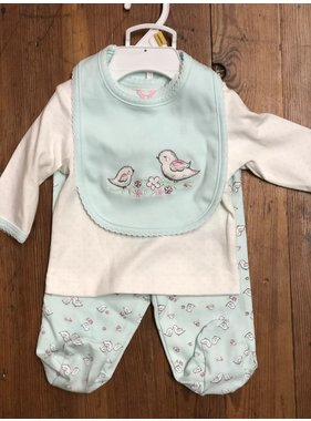 Little Me Sweet Birds Set