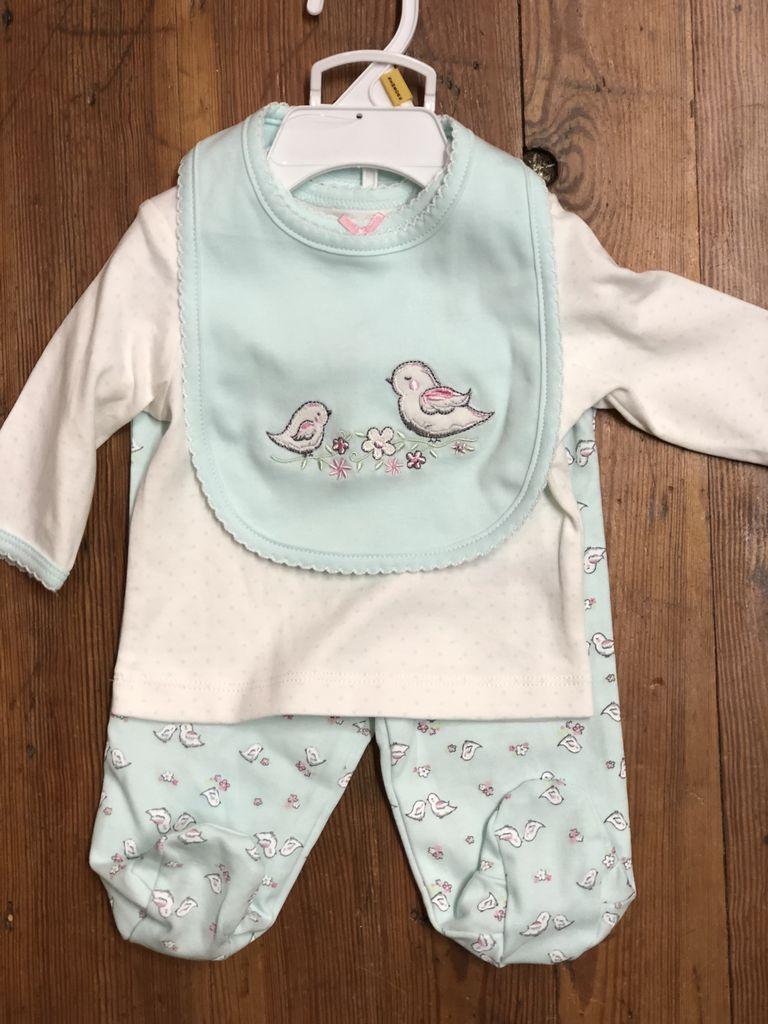Little Me Sweet Birds Set