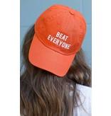 Charlie Southern Beat Everyone Burnt Orange Hat