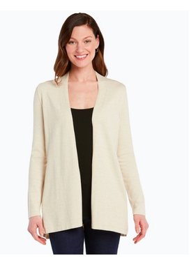 Foxcroft Open cardigan by Foxcroft