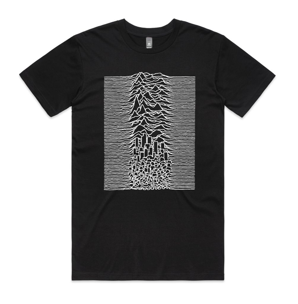 Abstract Denvision Tee