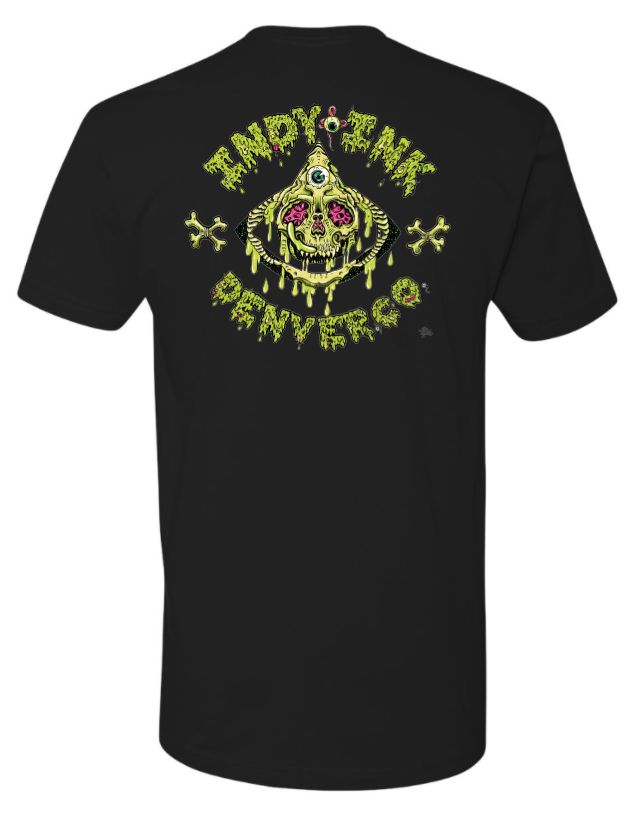 Staff Infection Tee