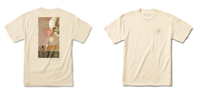 Primitive Spirit Plain Tee