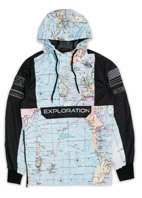 Reason Atlas Jacket