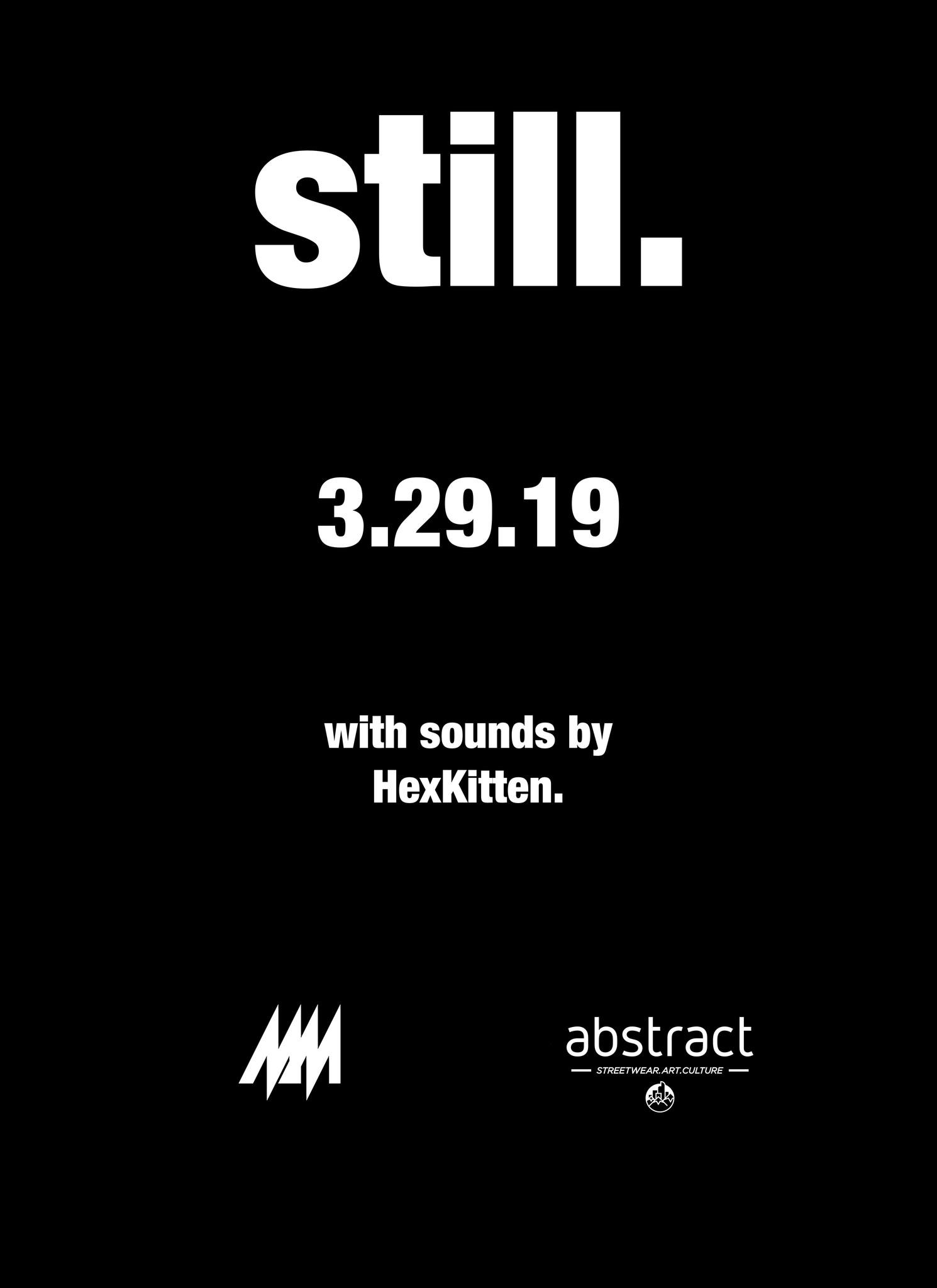 Still March 29th 2019
