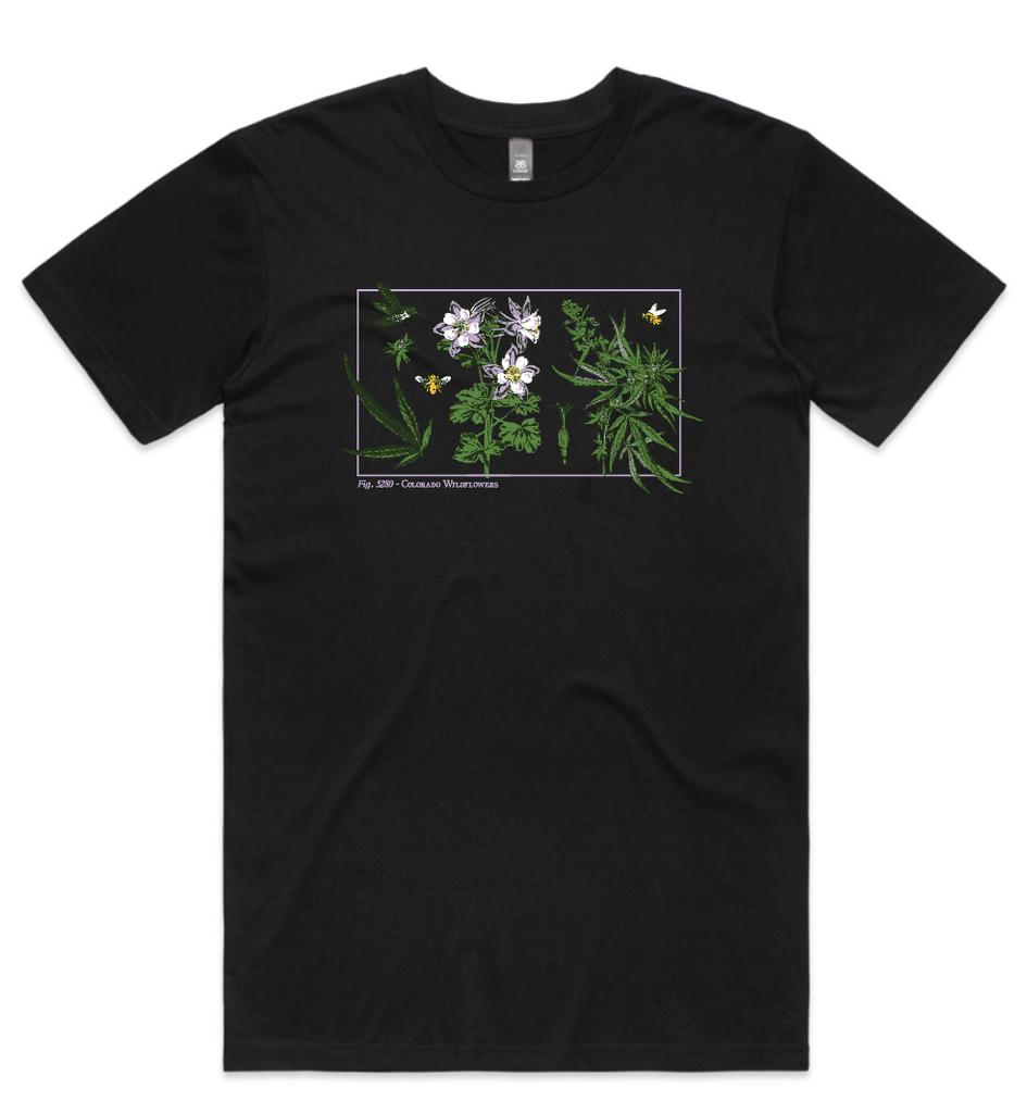 Wildflower Tee