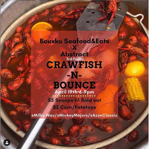 Crawfish N Bounce