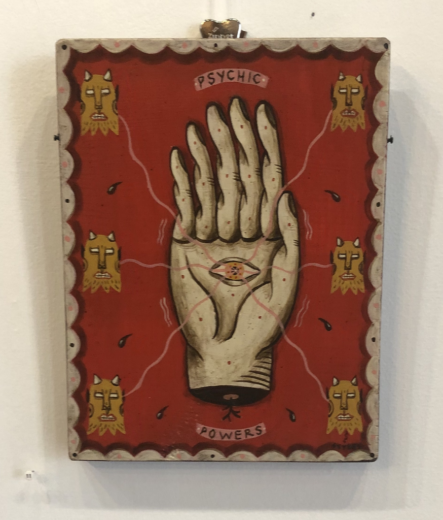 Hand of Pshcic Powers