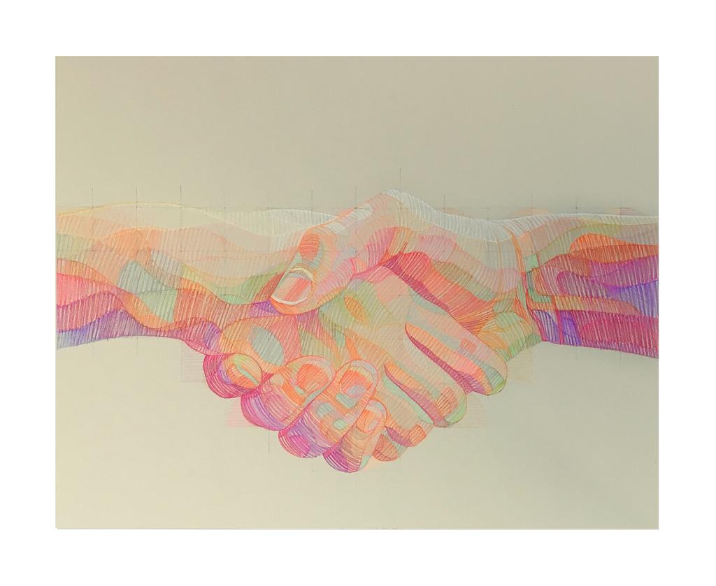 Rafa Jenn - Handshake