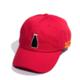Primitive Kikkoman Dad Hat in Red