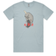 ARTIST TEE - MIKE GRAVES NARWHAL