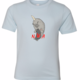 MIKE GRAVES NARWHAL YOUTH TEE