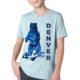 Denver Geo Bear Youth Tee