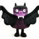 Plastic Chapel Super 7 Steven The Bat Purple Nights Edition