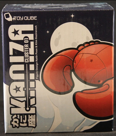 Blind Box from ToyQube Kanza Cluster 1 Edition