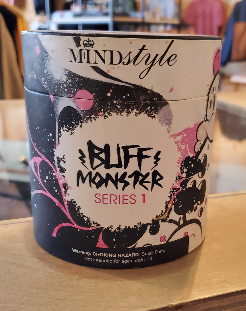Plastic Chapel Buff Monster Collectible by Mindstyle