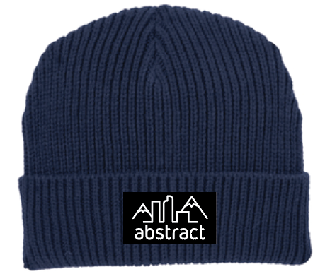Abstract Logo Beanies