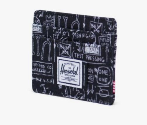 Herschel Beat Bop Basquiat Charlie Wallet