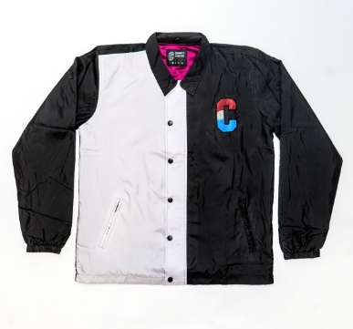 Patched In Jacket