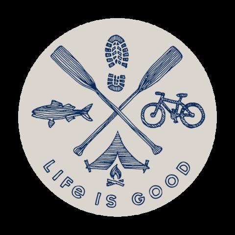LIG Sticker Outdoor Adventure