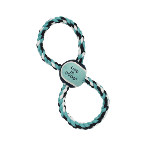 LIG Dog Tug Rope, Darkest Blue