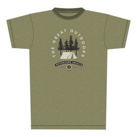 Men's Cool Tee, The Great Outdoors