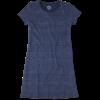 Womens T-Shirt Dress Stripes
