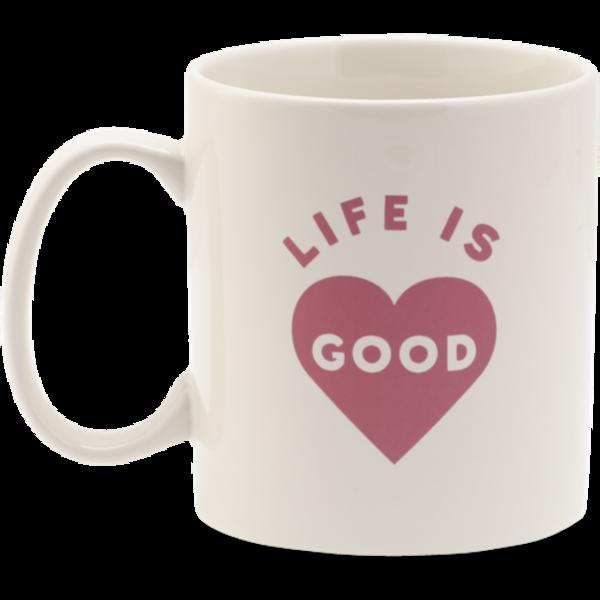 Jake's Mug Love Heart
