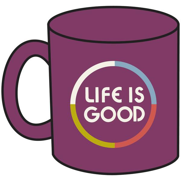 Life is Good Jake's Mug Life is Good