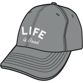 Life is Good Jersey Chill Cap, LIG