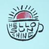 Womens Sleep Tee Dress, Hello Sunshine Mug