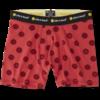 Men's Knit Boxer Briefs Dots