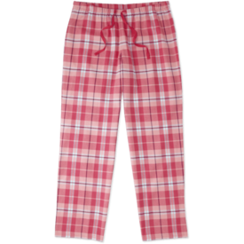 Life is Good Womens Plaid Sleep Pants, Plaid