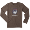 Boys L/S Crusher Tee, Have an Ice Day Hockey