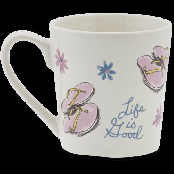 Everyday Mug, Flip Flops
