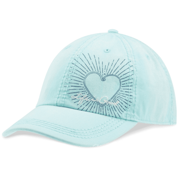 Sunwashed Chill Cap, Heart