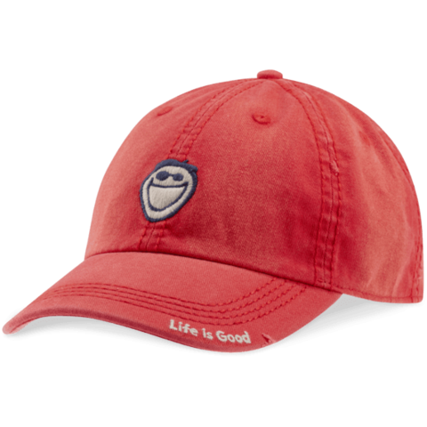 Sunwashed Chill Cap, Jake, Americana Red