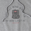 Womens Hoodie, Not All Who Wander Are Lost