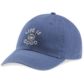 Chill Cap, Life is Good Jake, Vintage Blue