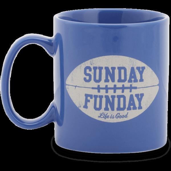Jake's Mug Sunday Funday Football