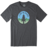 Men's Cool Tee, Pine Tree