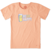 Women's Crusher Tee Beer Happy