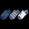 Boys 3-Pack Socks, Bears & Bikes