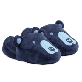 Life is Good Boys Bear Slippers