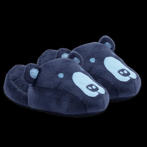 Boys Bear Slippers