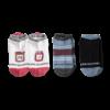 Boys 3-Pack Low Cut Socks, PB & J